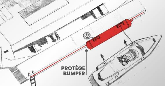 Protège bumper - Fendertex